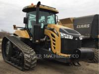 AGCO-CHALLENGER LANDWIRTSCHAFTSTRAKTOREN MT765E equipment  photo 2