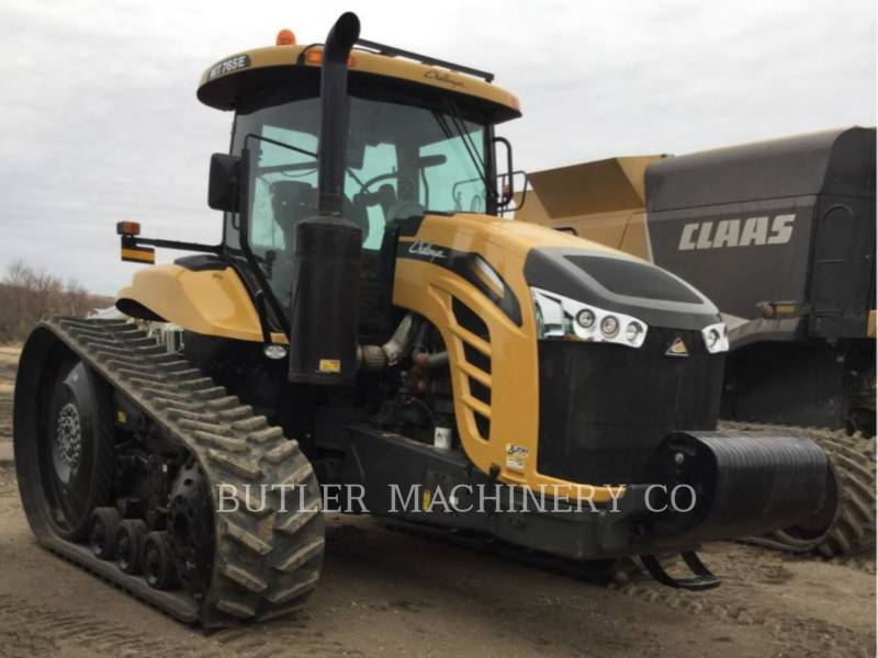 AGCO-CHALLENGER AG TRACTORS MT765E equipment  photo 2