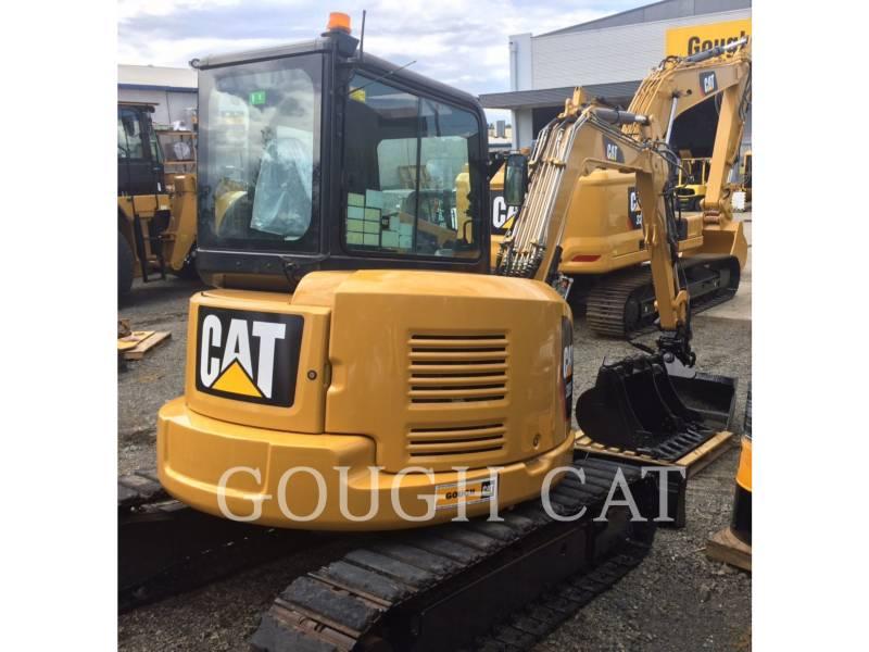 CATERPILLAR 鉱業用ショベル/油圧ショベル 305E CR equipment  photo 3