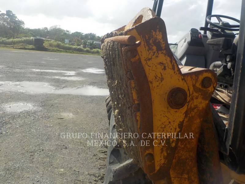 CATERPILLAR RETROESCAVADEIRAS 416EST equipment  photo 14