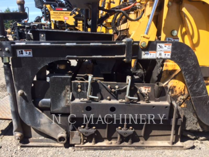 CATERPILLAR ASPHALT PAVERS P385A equipment  photo 8