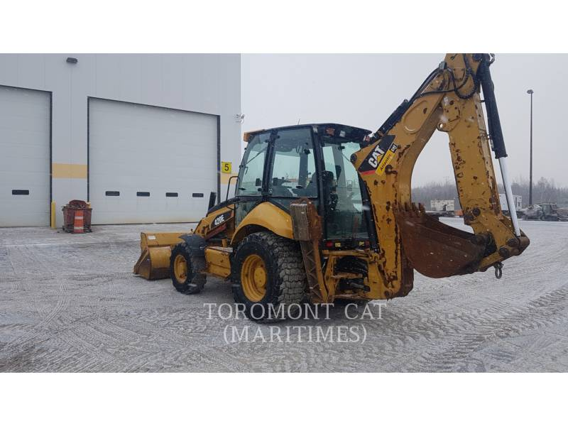 CATERPILLAR BAGGERLADER 420EST equipment  photo 3