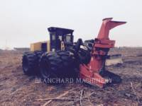Equipment photo CATERPILLAR 553C FORESTAL - TALADORES APILADORES - DE RUEDAS 1