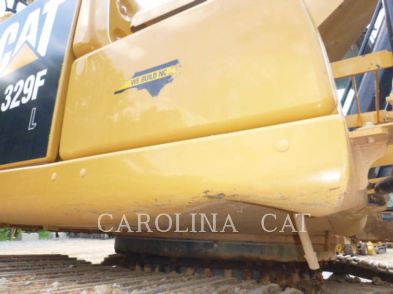 CATERPILLAR EXCAVADORAS DE CADENAS 329FL equipment  photo 8