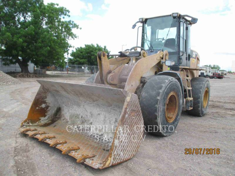 CATERPILLAR WHEEL LOADERS/INTEGRATED TOOLCARRIERS 928HZ equipment  photo 3