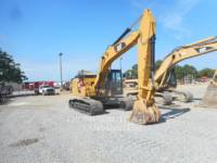 CATERPILLAR KETTEN-HYDRAULIKBAGGER 326FL equipment  photo 2