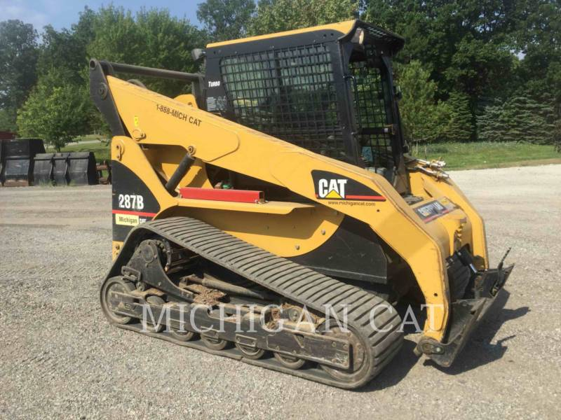 CATERPILLAR CHARGEURS TOUT TERRAIN 287B A equipment  photo 2
