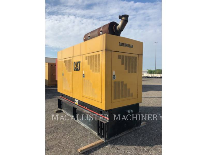 CATERPILLAR STATIONARY GENERATOR SETS 3406 equipment  photo 23