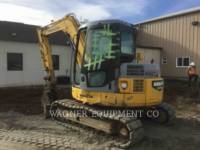 KOMATSU EXCAVADORAS DE CADENAS PC78MR-6 equipment  photo 2