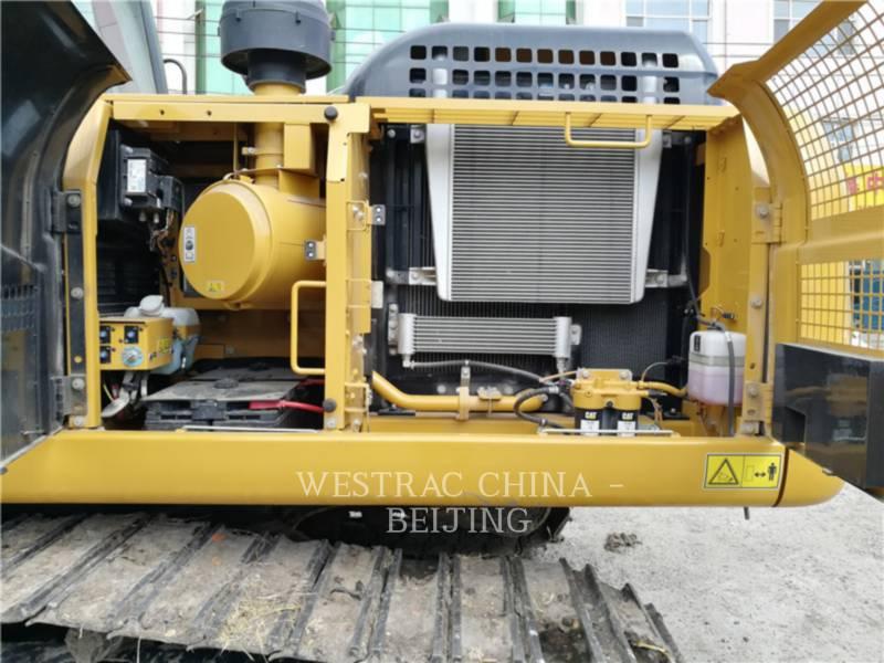 CATERPILLAR TRACK EXCAVATORS 326D2L equipment  photo 8
