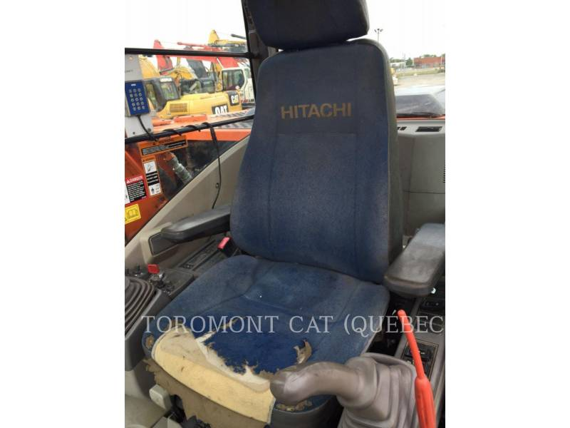 HITACHI TRACK EXCAVATORS ZX200LC3 equipment  photo 10