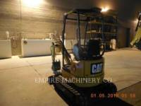 CATERPILLAR KETTEN-HYDRAULIKBAGGER 301.7DCROR equipment  photo 3