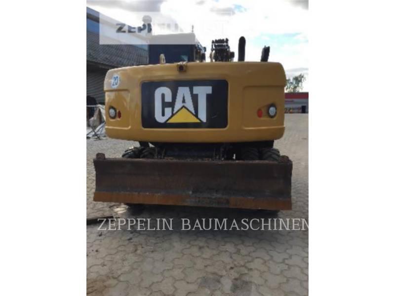 CATERPILLAR PELLES SUR PNEUS M316D equipment  photo 6