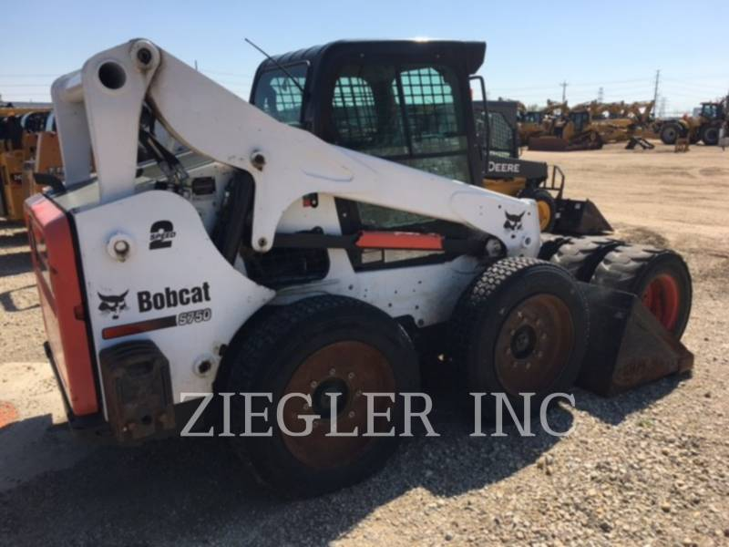 BOBCAT SKID STEER LOADERS S750 equipment  photo 3