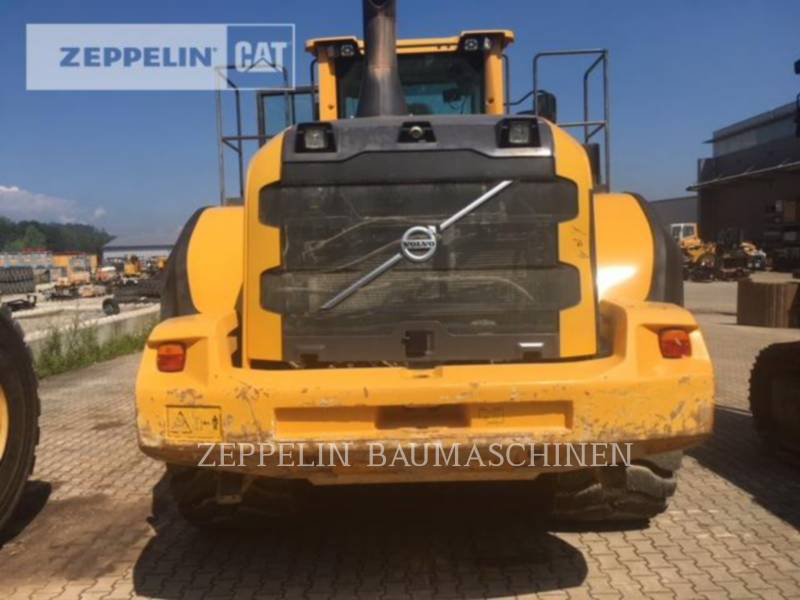 VOLVO CONSTRUCTION EQUIPMENT WHEEL LOADERS/INTEGRATED TOOLCARRIERS L220 equipment  photo 7