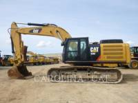 CATERPILLAR EXCAVADORAS DE CADENAS 336FL TH equipment  photo 1