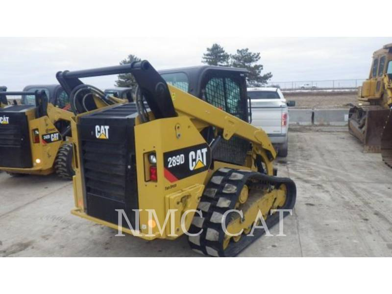 Caterpillar ÎNCĂRCĂTOARE PENTRU TEREN ACCIDENTAT 289D equipment  photo 4