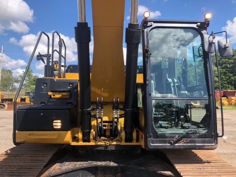 CATERPILLAR TRACK EXCAVATORS 324 E L equipment  photo 10