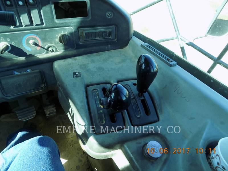 CATERPILLAR MULDENKIPPER 735 equipment  photo 11