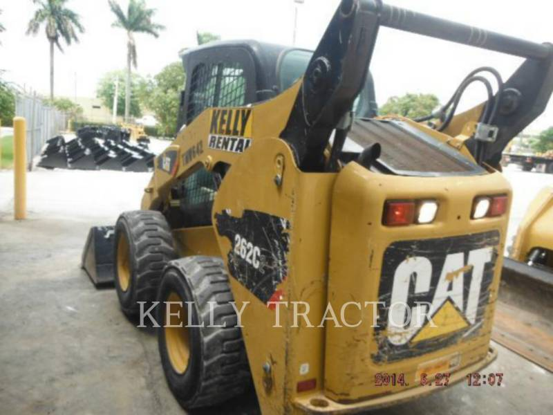 CATERPILLAR MINICARGADORAS 262C2 equipment  photo 4