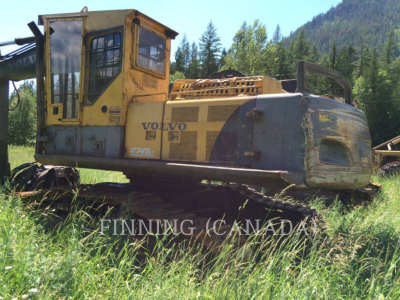 VOLVO Forestal - Procesador EC290BLC equipment  photo 1