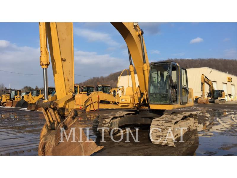 JOHN DEERE TRACK EXCAVATORS 270C LC equipment  photo 1
