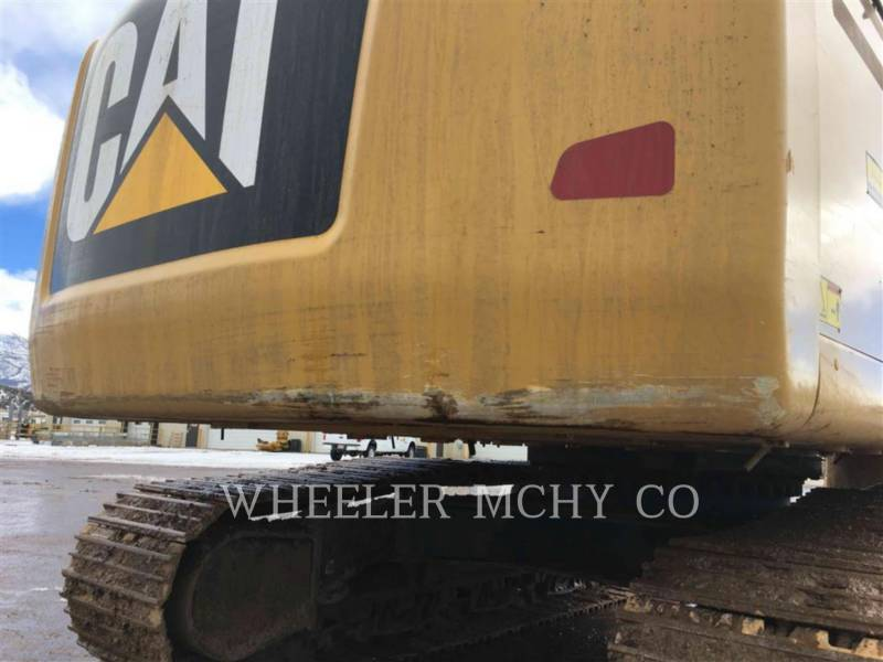 CATERPILLAR TRACK EXCAVATORS 329F L CF equipment  photo 8
