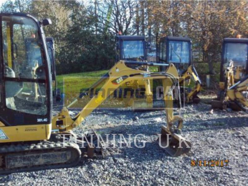 CATERPILLAR KETTEN-HYDRAULIKBAGGER 301.4CEXCB equipment  photo 5