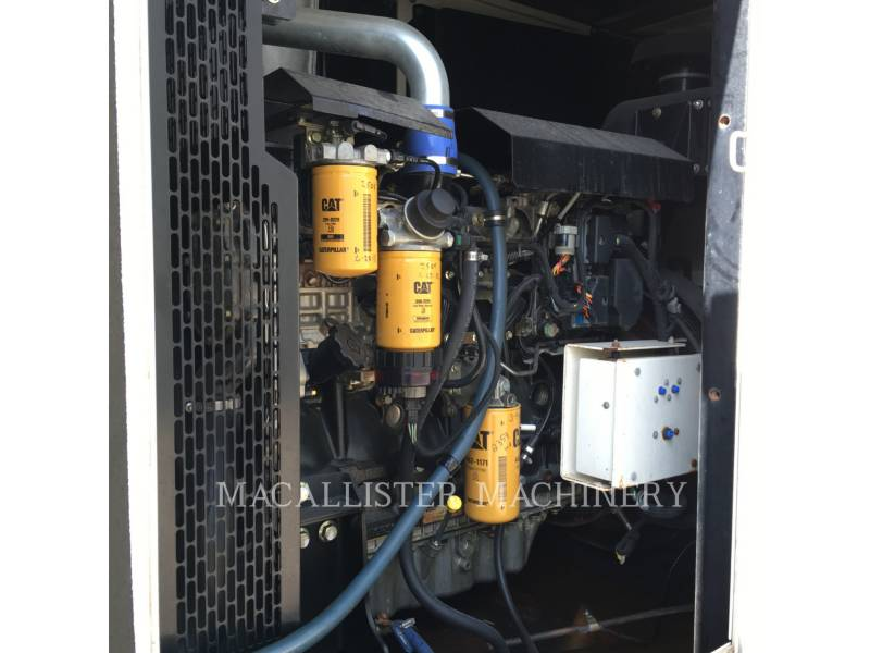 PERKINS PORTABLE GENERATOR SETS APS150 equipment  photo 3