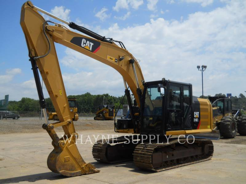 CATERPILLAR RUPSGRAAFMACHINES 316EL equipment  photo 1