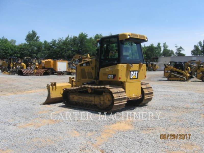 CATERPILLAR MINING TRACK TYPE TRACTOR D4K2LGP equipment  photo 2