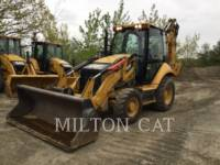 CATERPILLAR BAGGERLADER 420F IT equipment  photo 1