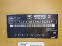 CATERPILLAR ASPHALT PAVERS AP-655D equipment  photo 6