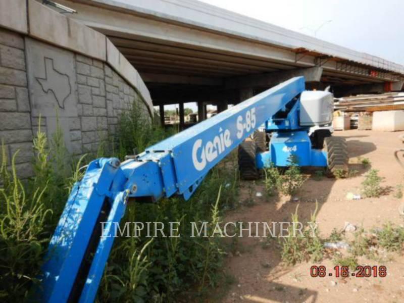 GENIE INDUSTRIES SONSTIGES S-85 equipment  photo 3
