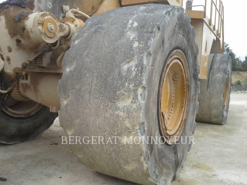 CATERPILLAR CARGADORES DE RUEDAS 992G equipment  photo 14