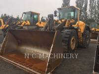 Equipment photo VOLVO CONSTRUCTION EQUIPMENT L180G WHEEL LOADERS/INTEGRATED TOOLCARRIERS 1
