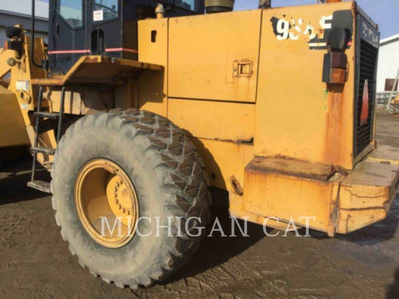 CATERPILLAR PALE GOMMATE/PALE GOMMATE MULTIUSO 938F equipment  photo 5