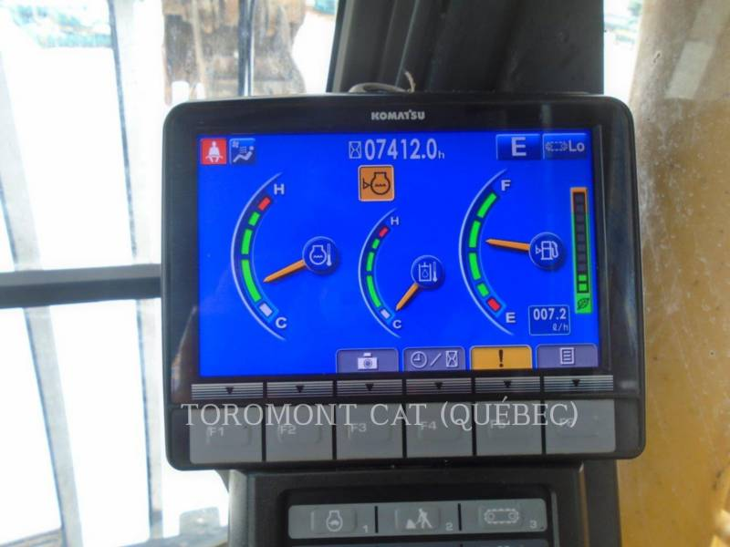 KOMATSU EXCAVADORAS DE CADENAS PC290LC equipment  photo 9