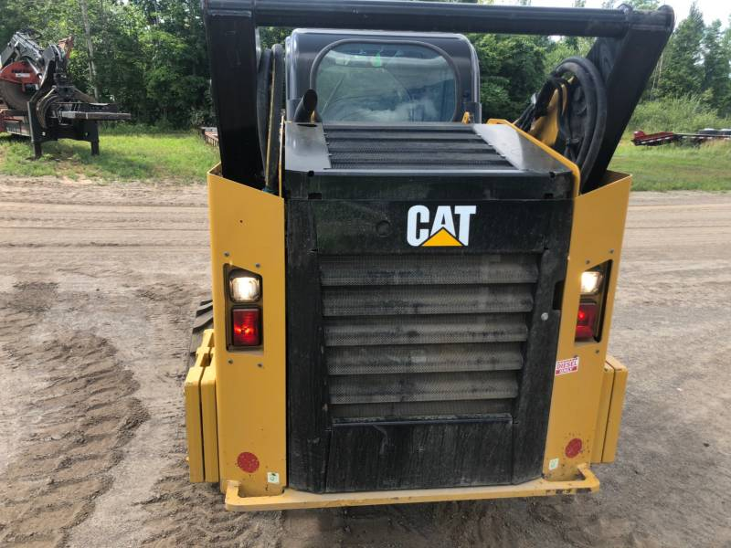 CATERPILLAR SKID STEER LOADERS 262 D equipment  photo 12