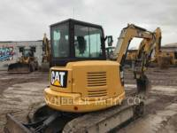 CATERPILLAR KOPARKI GĄSIENICOWE 305.5EC3TH equipment  photo 3