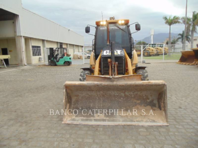 CATERPILLAR RETROEXCAVADORAS CARGADORAS 416EST equipment  photo 9