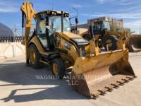 Equipment photo CATERPILLAR 422F RETROESCAVADEIRAS 1