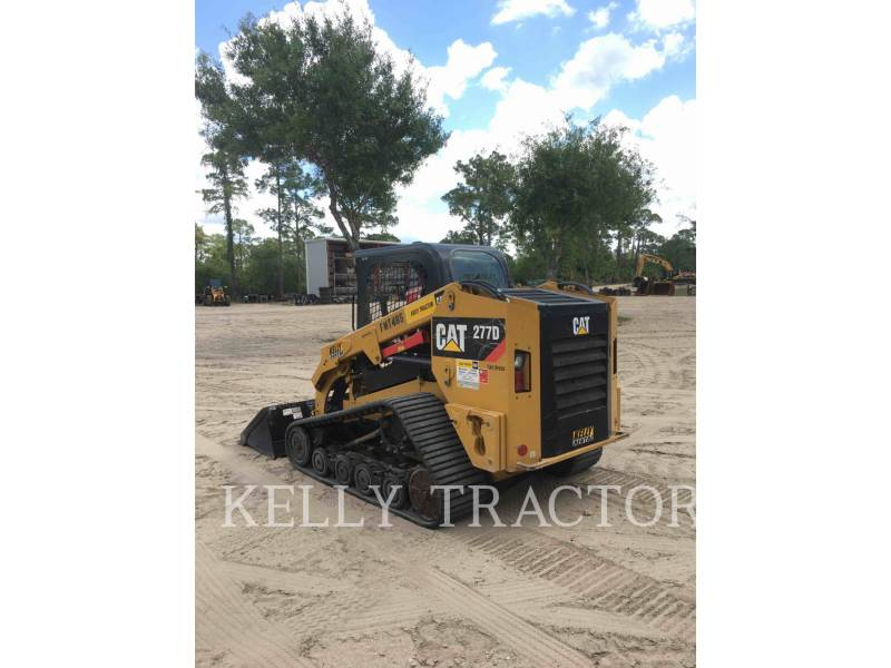 CATERPILLAR CHARGEURS TOUT TERRAIN 277D equipment  photo 7