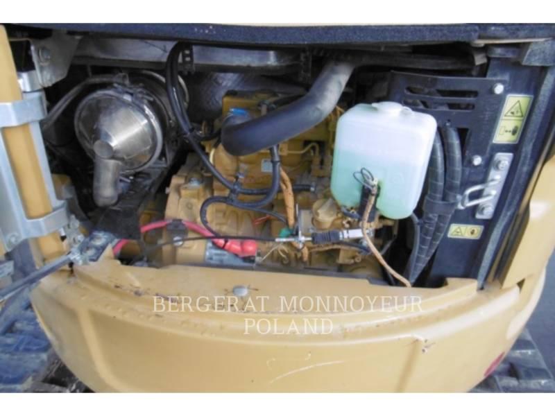 CATERPILLAR KETTEN-HYDRAULIKBAGGER 303.5E CR equipment  photo 10