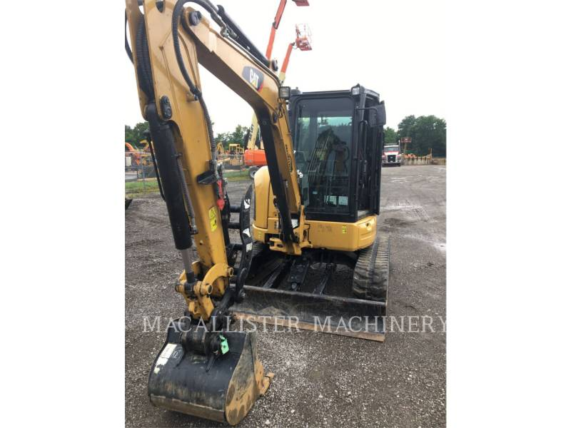 CATERPILLAR KETTEN-HYDRAULIKBAGGER 304E2CR equipment  photo 2