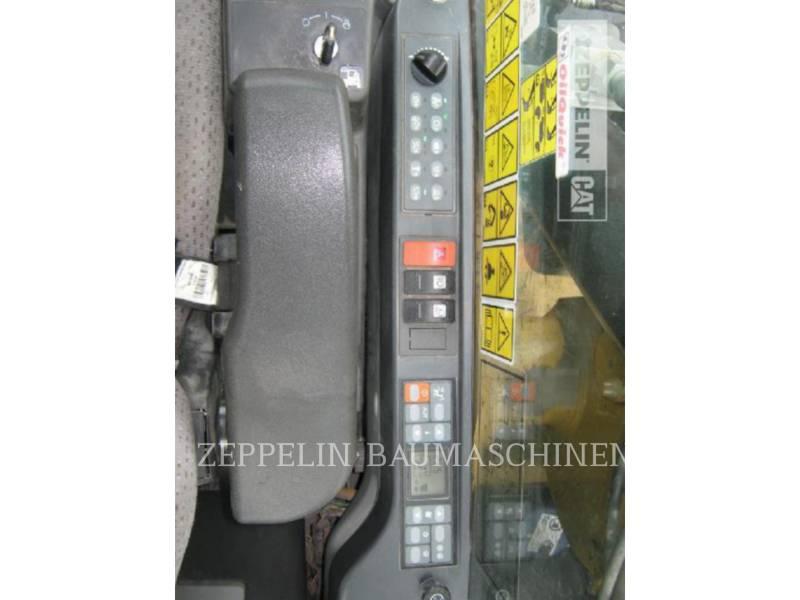 CATERPILLAR KOPARKI KOŁOWE M313D equipment  photo 23