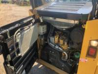 CATERPILLAR PALE COMPATTE SKID STEER 262D equipment  photo 17