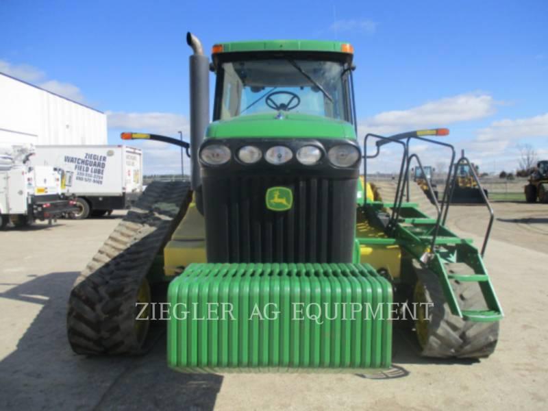 DEERE & CO. AG TRACTORS 8520T equipment  photo 4