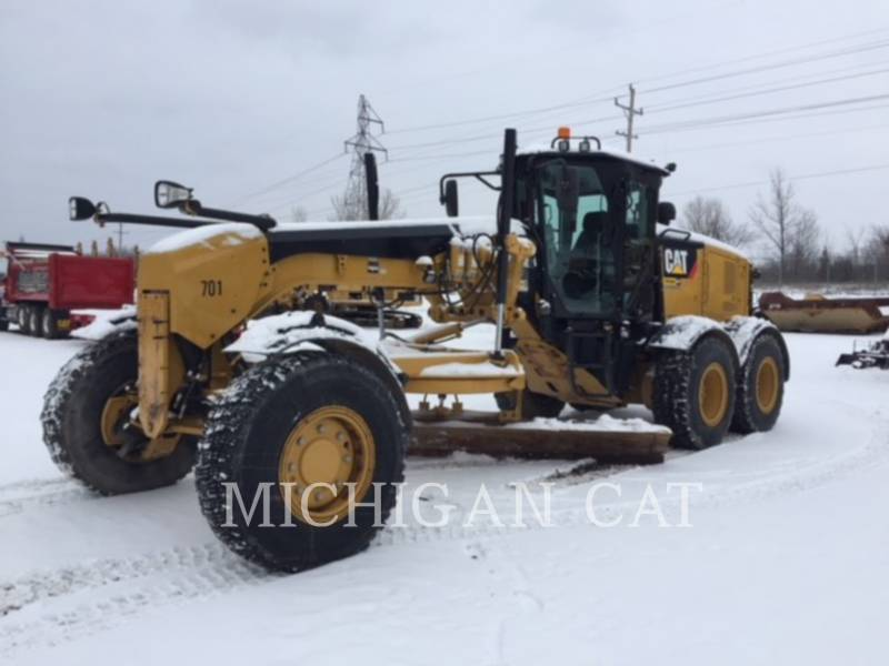 CATERPILLAR MOTOR GRADERS 140M2 AWD4 equipment  photo 1