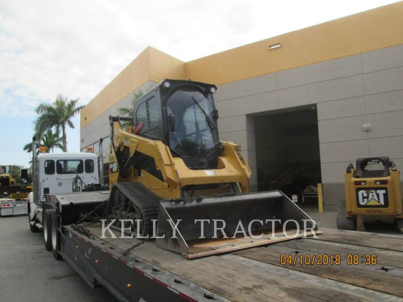 CATERPILLAR 多様地形対応ローダ 257D equipment  photo 5